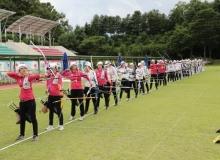 [예천]전국 규모 4개 양궁대회 연속 개최, 지역경기 활성화에 크게 기여