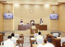[예천]예천군의회, 제239회 임시회 개회